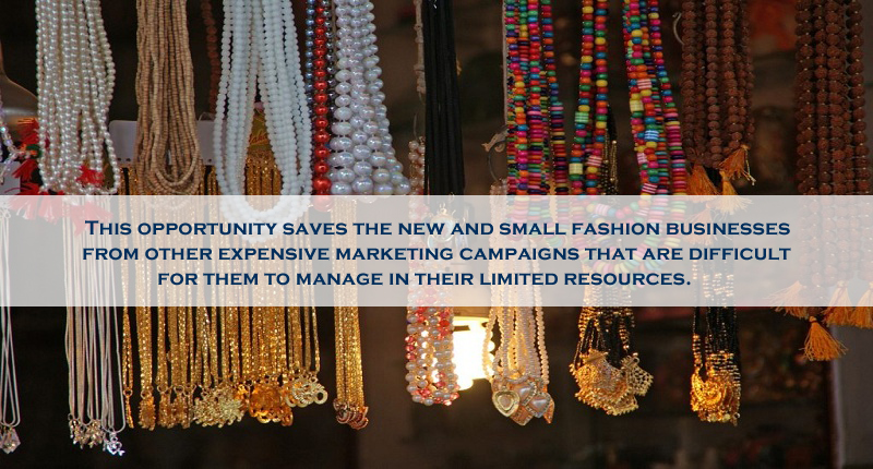 Opportunity Saves New Small Fashion Businesses