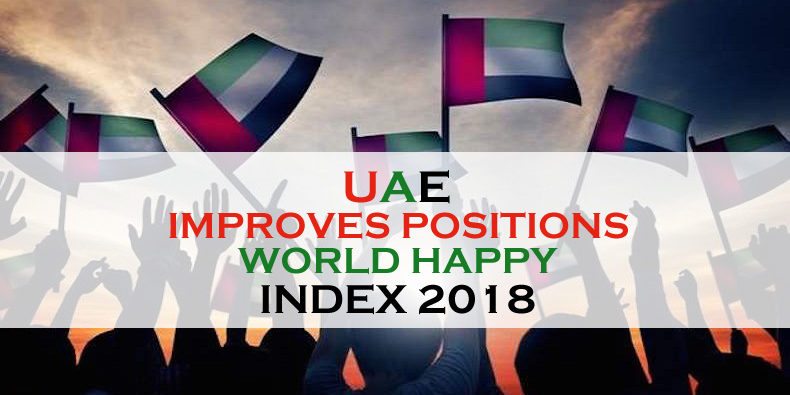 UAE Improves Positions In World Happy Index 2018