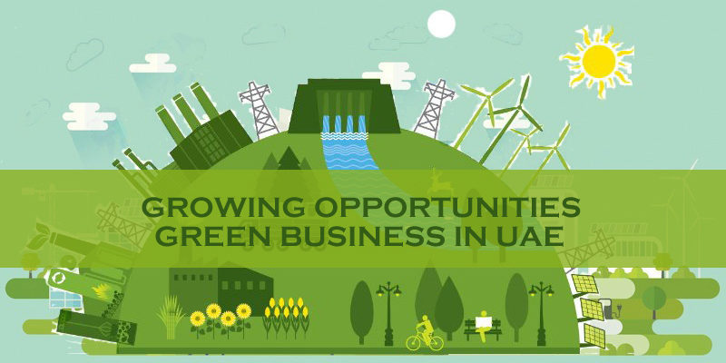 Growing Opportunities For Green Business UAE