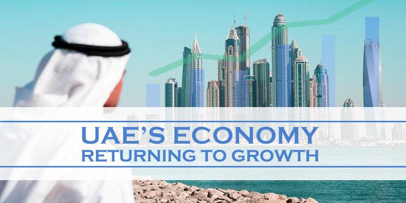 UAE's Economy Returning To Growth
