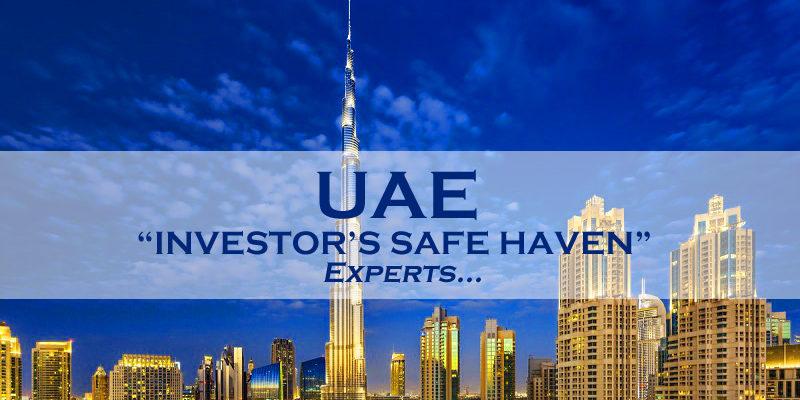 UAE Is Investor's Safe Haven: Experts