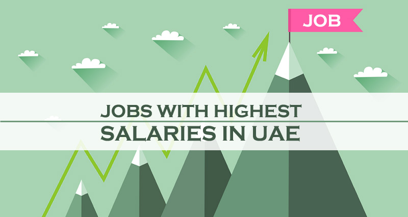 Jobs With Highest Salaries In UAE