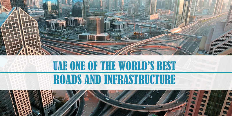 UAE World's Best In Roads And Infrastructure