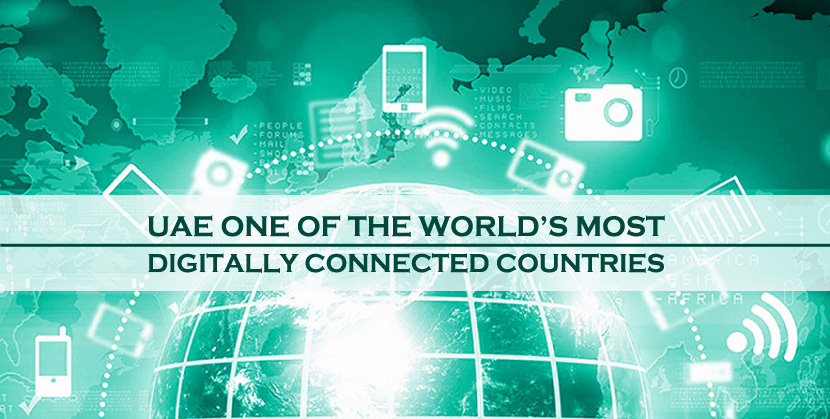 UAE One Of World's Most Digitally Connected Countries