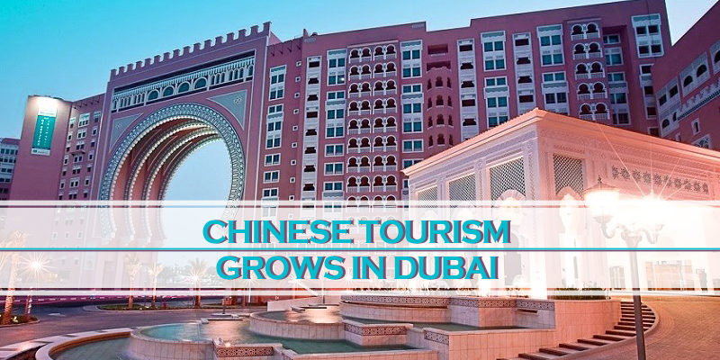 Chinese Tourism Grows Dubai
