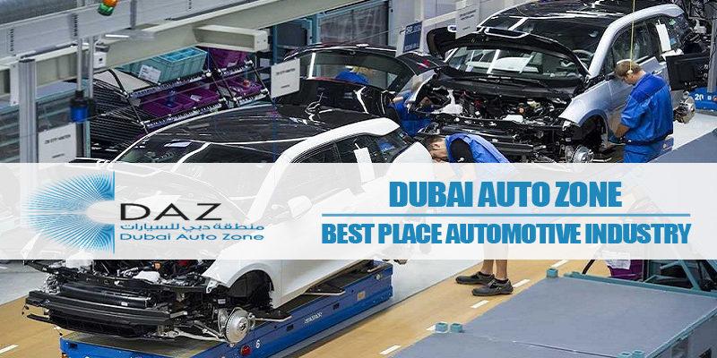 Dubai Auto Zone – Best Place For Automotive Industry