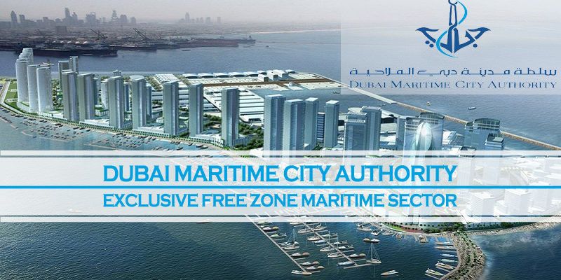 DMCA – Exclusive Free Zone For Maritime Sector