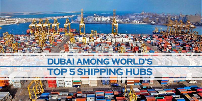 Dubai Among World's Top Shipping Hubs