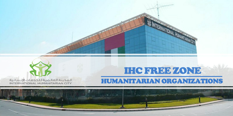 IHC – Free Zone For Humanitarian Organizations