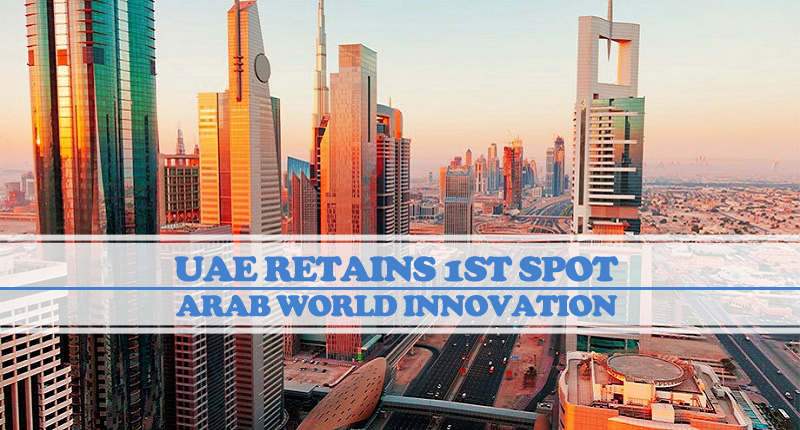 UAE Retains 1st Spot In Arab World For Innovation