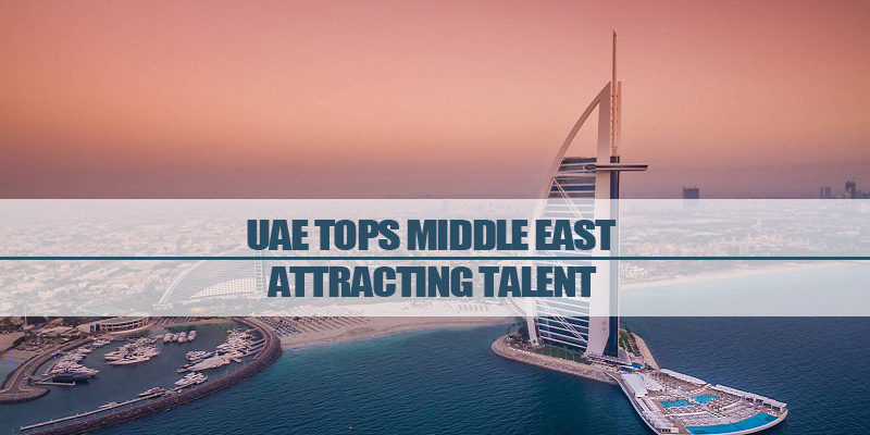 UAE Tops M.E. In Attracting Talent