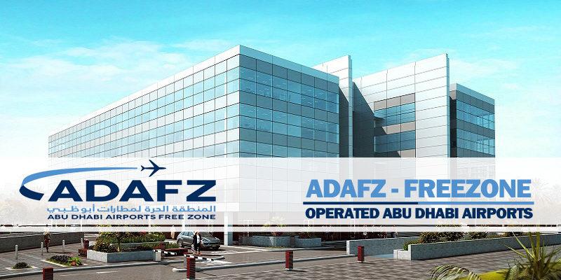 ADAFZ - free zone operated Abu Dhabi airports