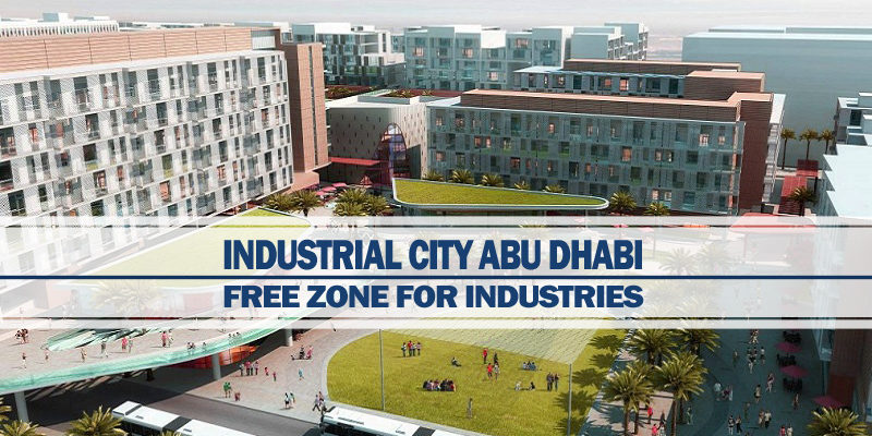 ICAD – Free Zone For Industries