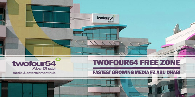 Twofour54 – Media Free Zone in Abu Dhabi