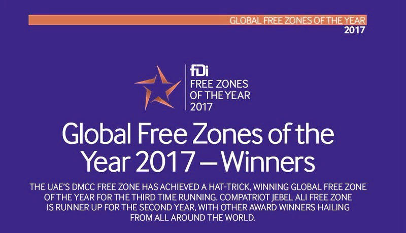 Global free zone year 2017
