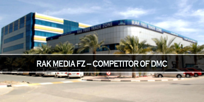 RAK Media FZ – Competitor Of DMC
