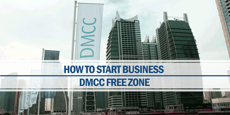 Start business in DMCC Free zone