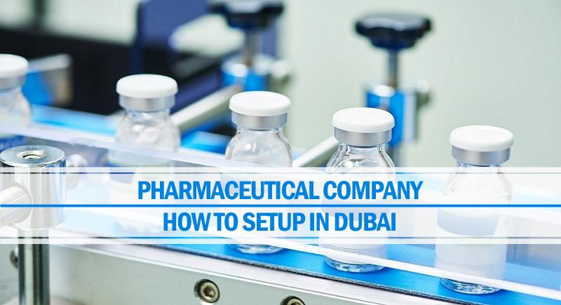 Setup pharmaceutical company Dubai