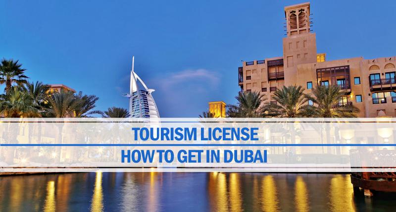 How To Get Tourism License In Dubai - Riz & Mona Blog