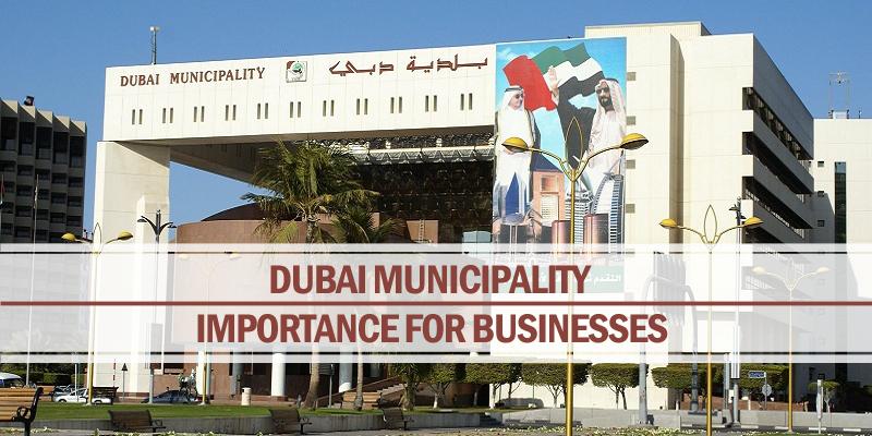 Dubai municipality for businesses