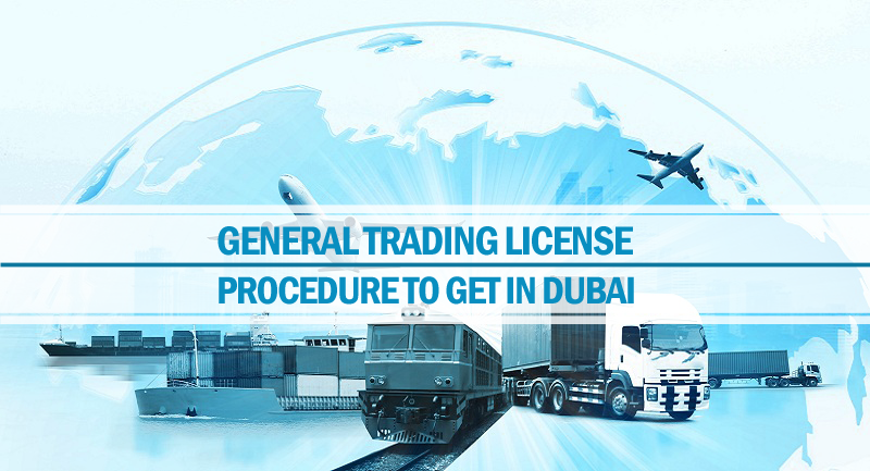 Procedure to get general trading license