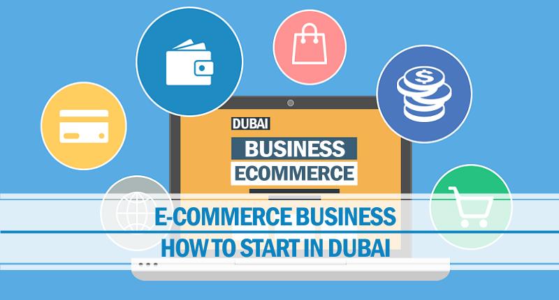 Start E-commerce business Dubai