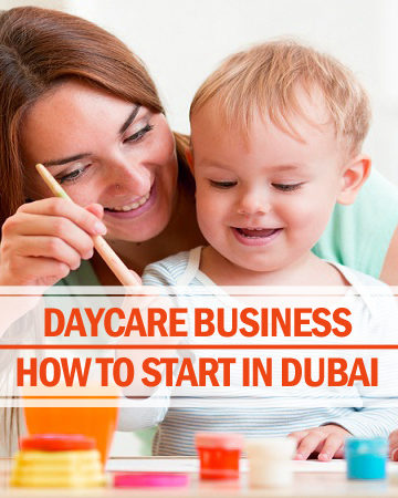Babysitting business Dubai
