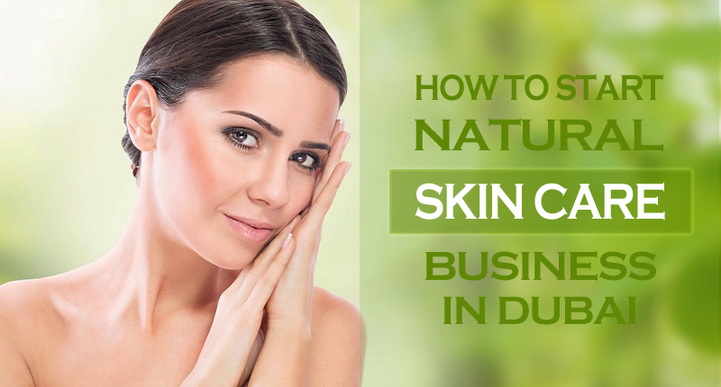 Natural skin care business