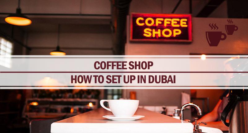 Set up a coffee shop