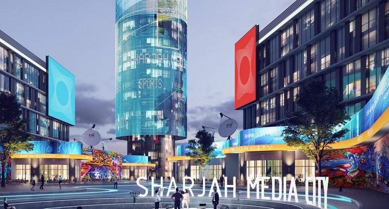 Sharjah media city free zone