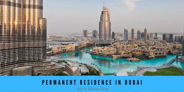 Permanent Residence in UAE