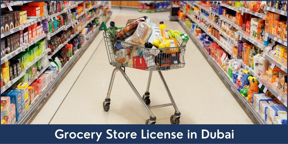 Grocery Store License in UAE
