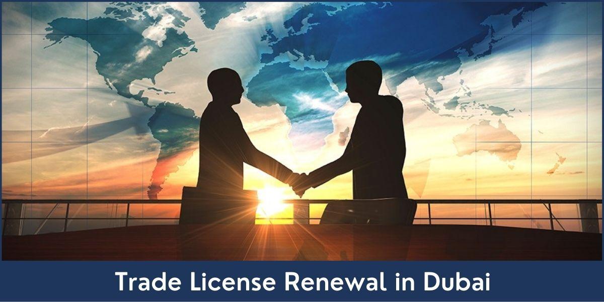 Trade License Renewal in UAE