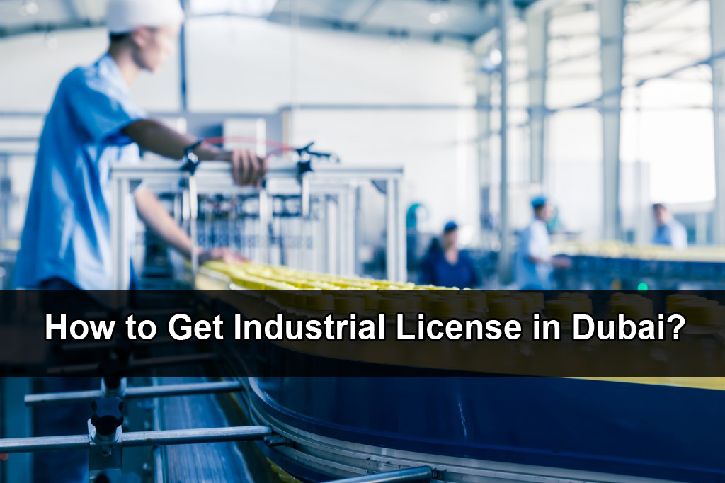 industrial license