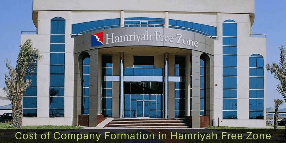 hamriya free zone cost