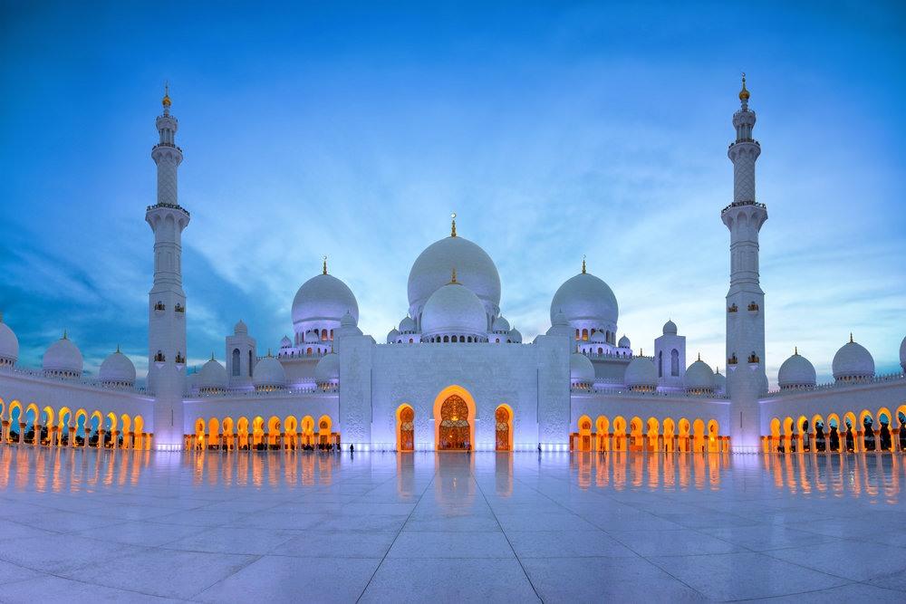 Abudhabi Mosque