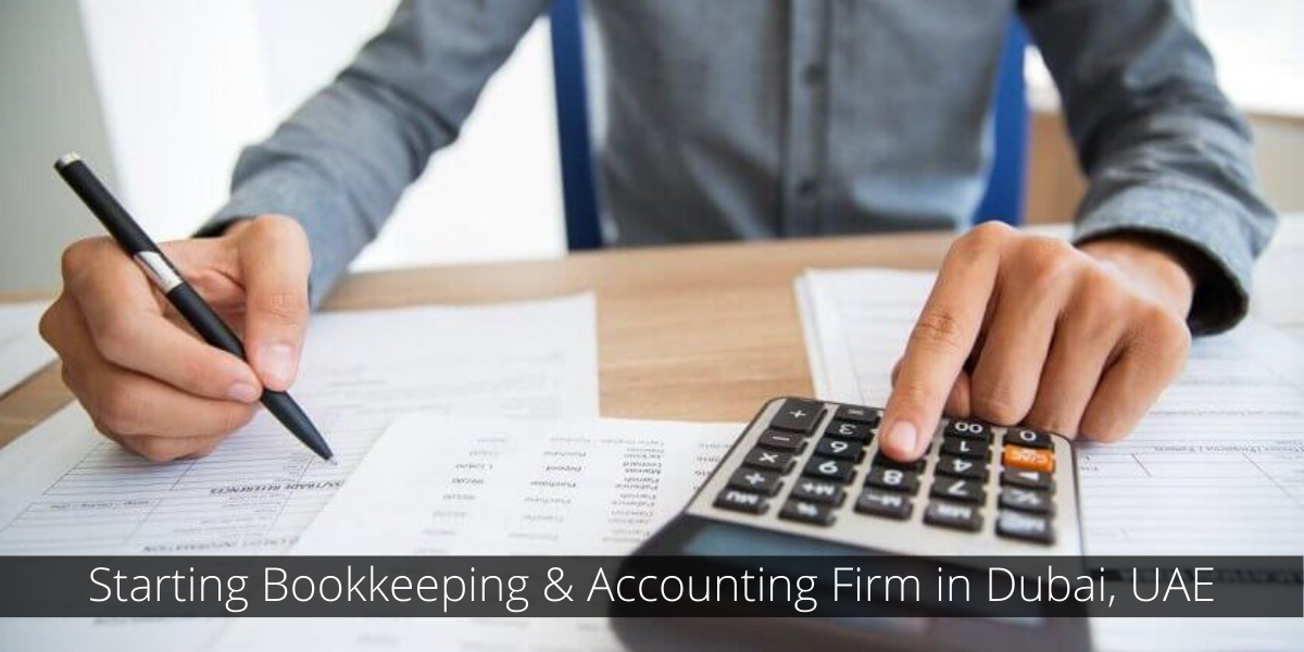 Bookkeeping and Accounting Firm Dubai