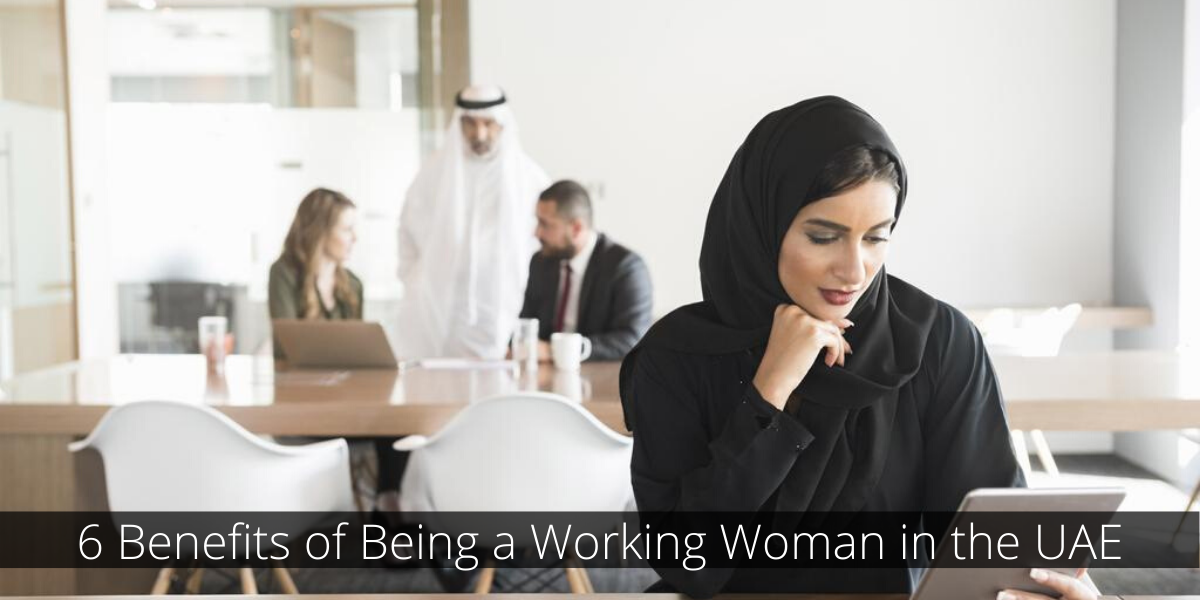 Working Woman in the UAE