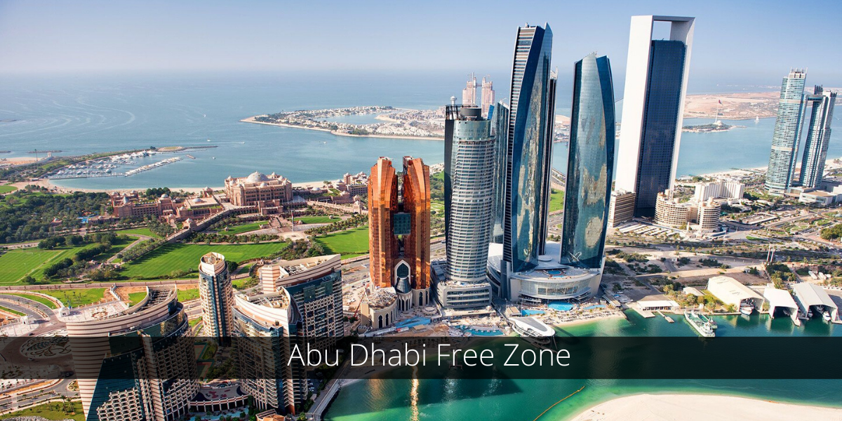 Free Zone in Abu Dhabi