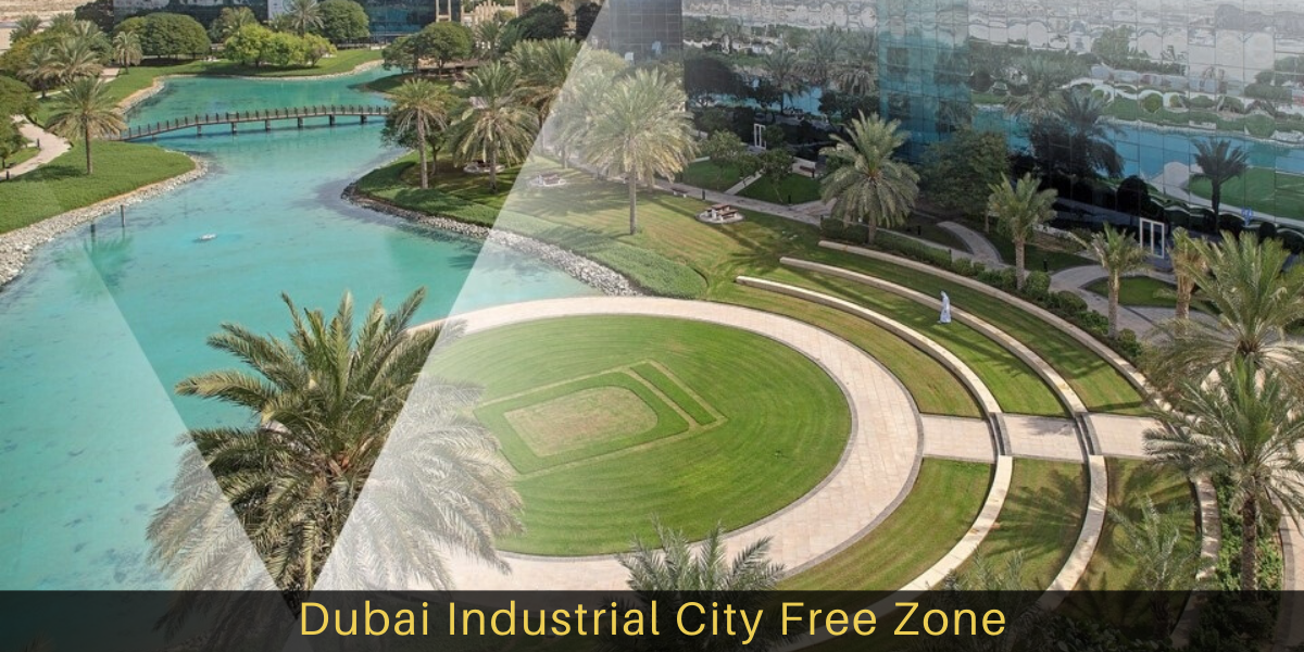 Dubai Industrial City Free Zone