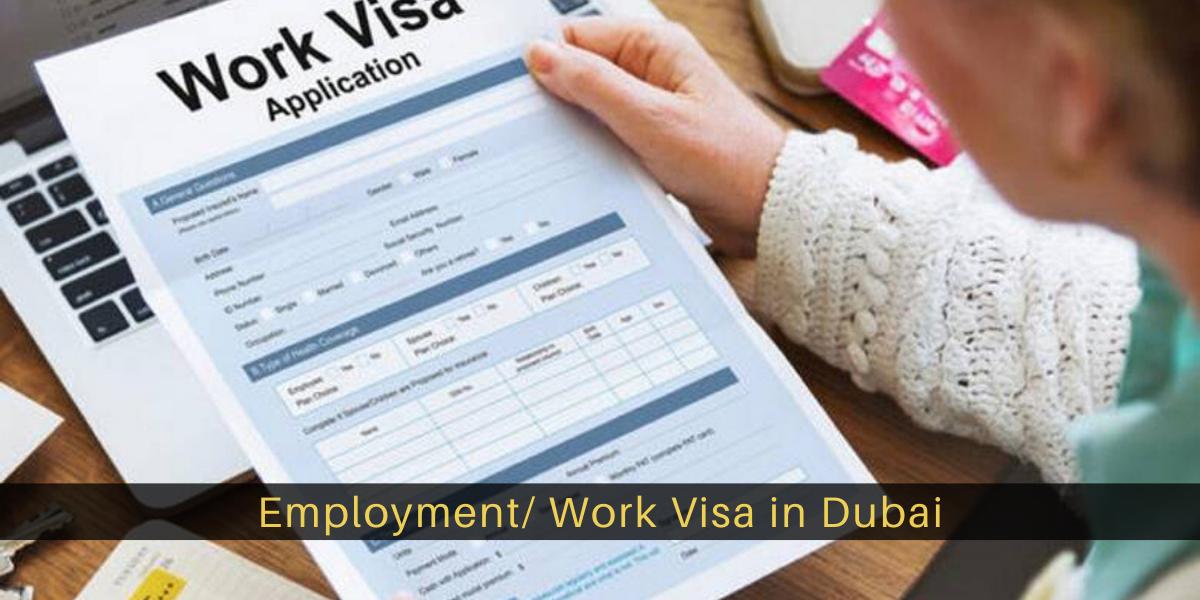 employment visa dubai