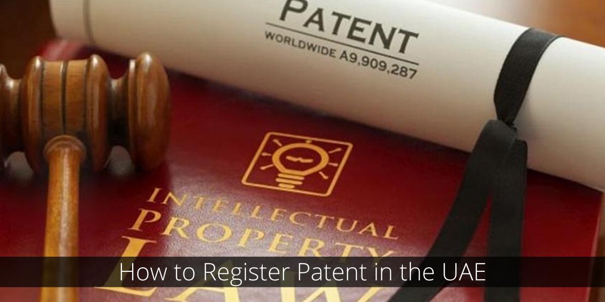 register patent in uae