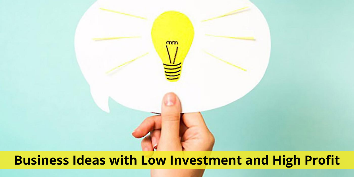low-investment-business-ideas