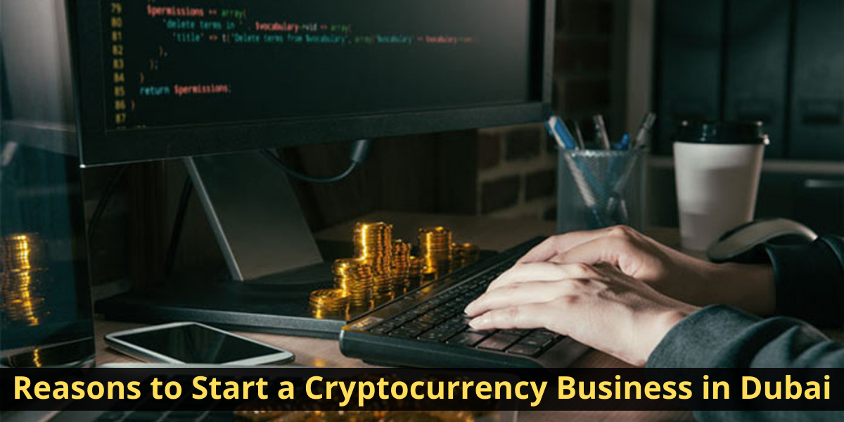Cryptocurrency Business