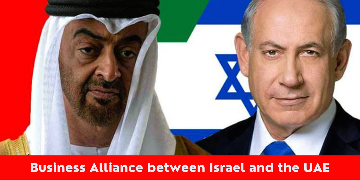 Business between Israel and the UAE