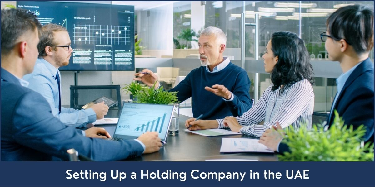 Setting Up a Holding Company in the UAE