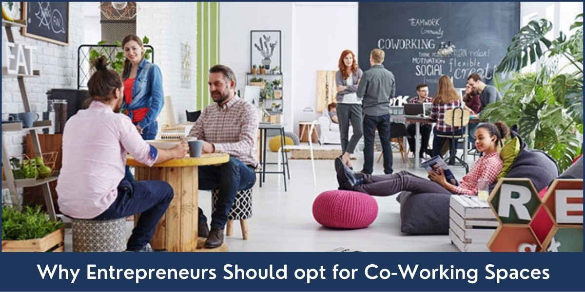 Benefits of working in coworking spaces for entrepreneurs