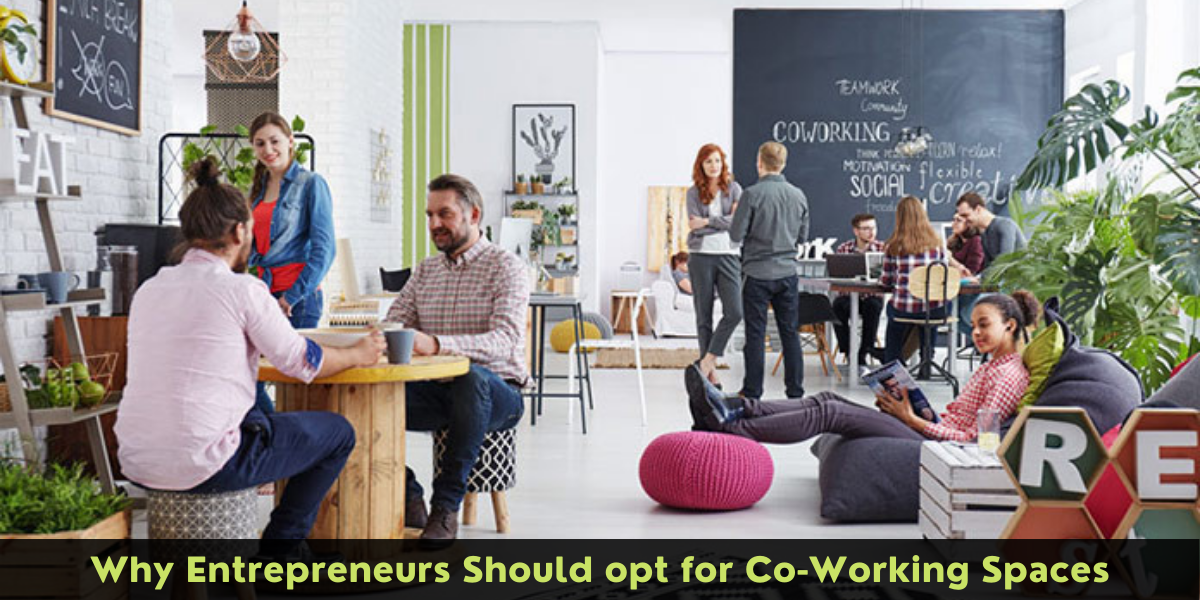 coworking spaces entrepreneurs