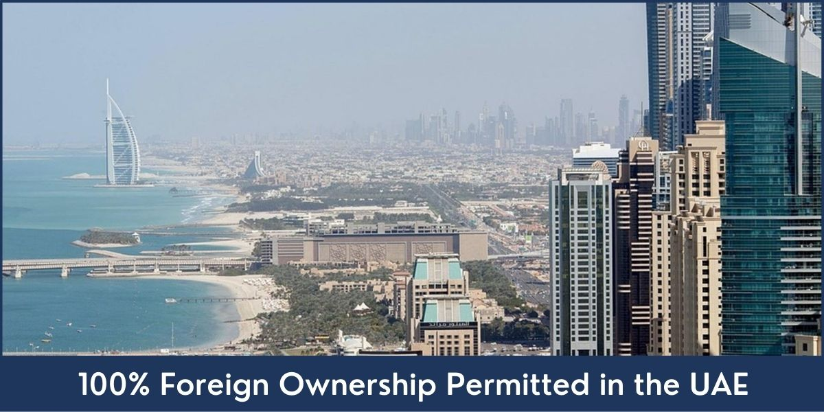 100 percent foreign ownership uae