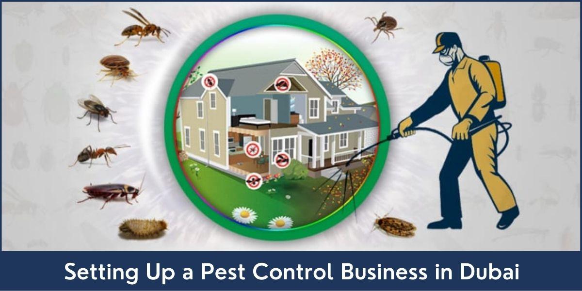 Pest Control Business Setup in UAE